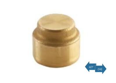 Bänninger Conex Kappe 22 mm I Steckfitting DZR-Messing